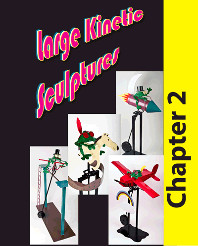 Chapter 2  - Large Kinetic Scupltures